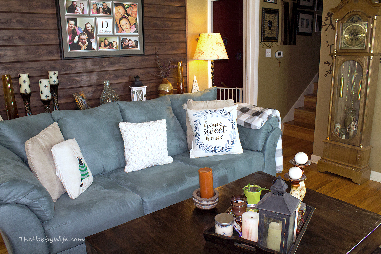 Astounding Diy Console Table Archives The Hobby Wife Machost Co Dining Chair Design Ideas Machostcouk
